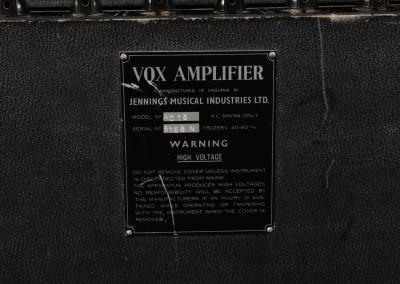 Vox 1962 AC 15 (6)