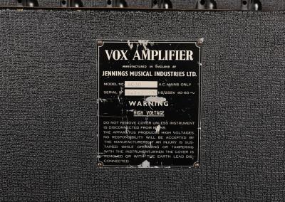 Vox 1962 AC 30 (10)