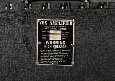 Vox 1964 AC 30 (9)