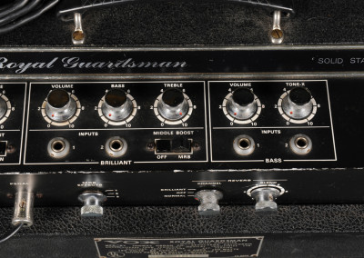 Vox 1966 Royal Guardsman (16)