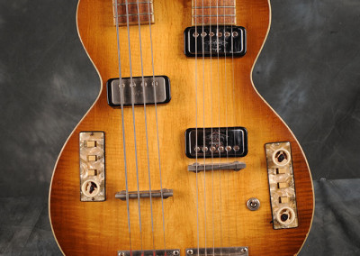 1961 Hofner Guitar/Bass Double Neck